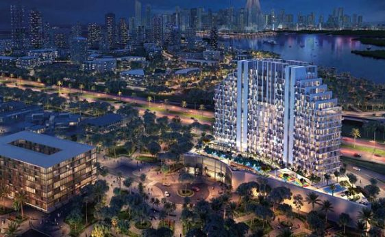 Fawad Residential Tower Project - Dubai Healthcare City1