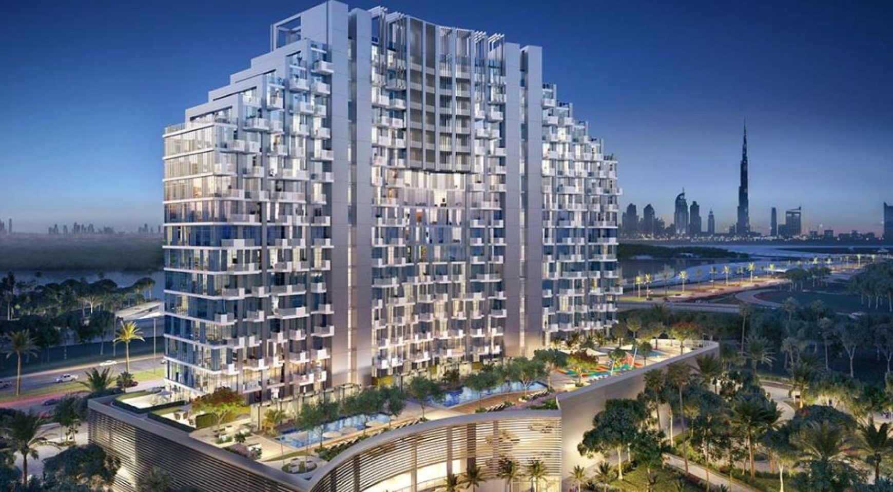 Fawad Residential Tower Project - Dubai Healthcare City