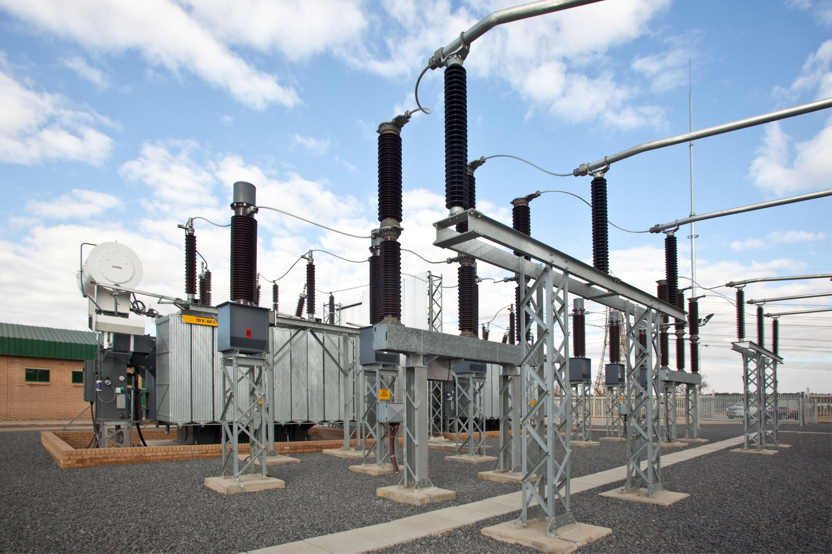 Barka Indoor Primary Substations Construction Project2