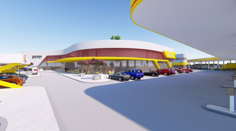 Integrated Fuel Station Cum Rest Area Project