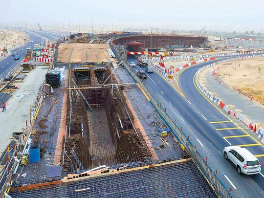 Umm Al Zumoul - Tawi Arbain Road Upgrade Project