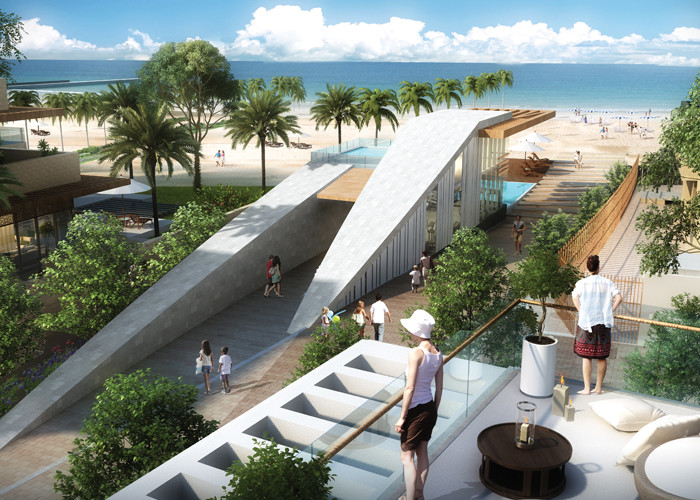 Nudra Villas Project - Saadiyat Island