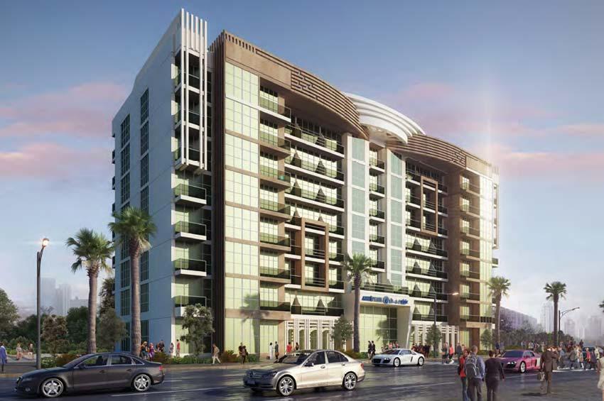 Azizi Pearl Residences Project - Al Furjan