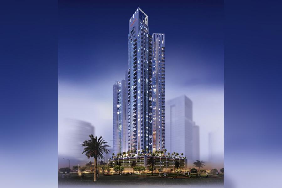 Richreit Tower - Dubai Marina1