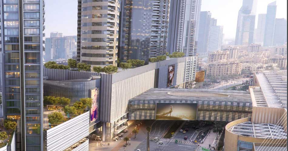Vida Mall: A Marvelous Project of the Location Development