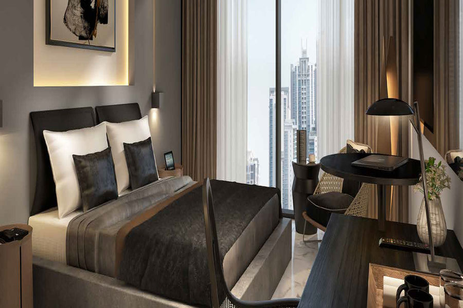 Avalon Tower by Copthorne Hotel Project - Jumeirah Village Circle