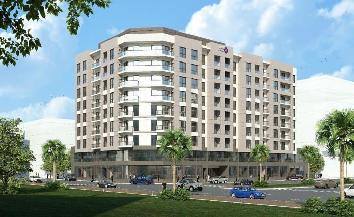 Residential Building Project - Al Muraqqabat