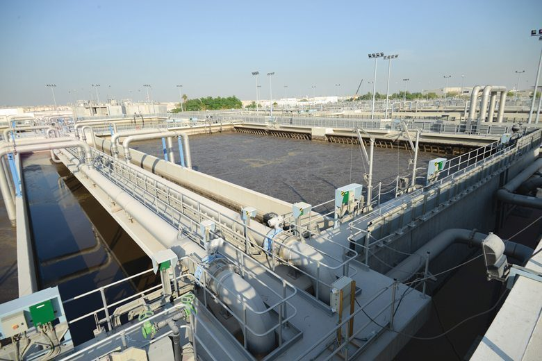 Sewage Treatment Plant Project - Duqm