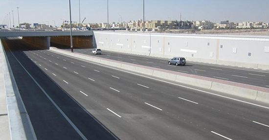 Interim Road Improvement Project - Doha South Phase 1