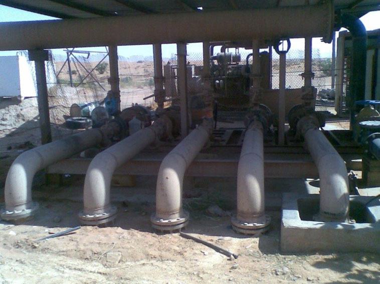 Al Qassim Pumping Station Project1