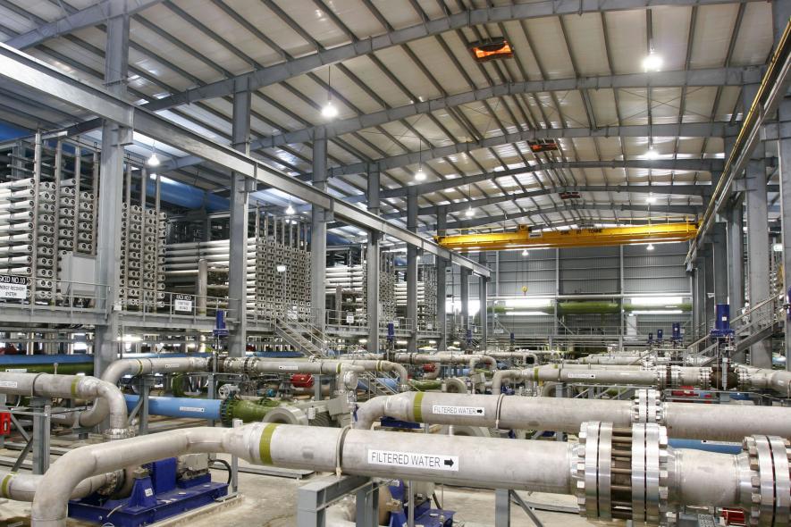 Al Qassim Pumping Station Project2