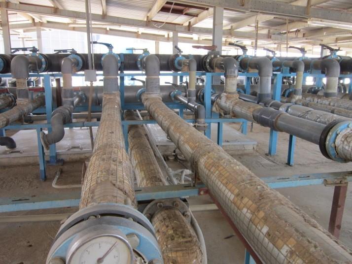 Al Qassim Pumping Station Project
