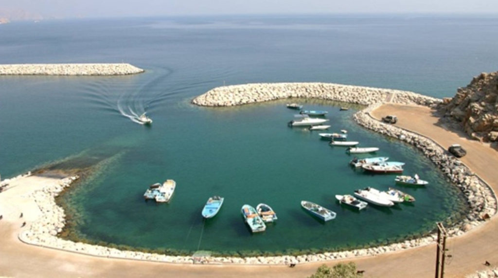 Dibba Fishery Harbor Development Project