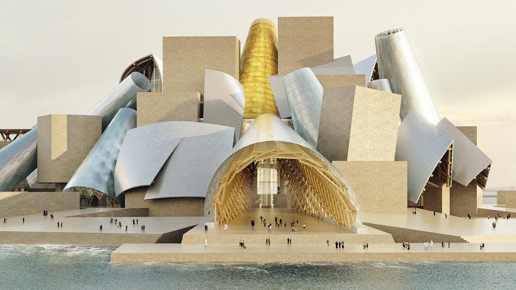 Guggenheim Abu Dhabi Museum Project - Saadiyat Island Development1