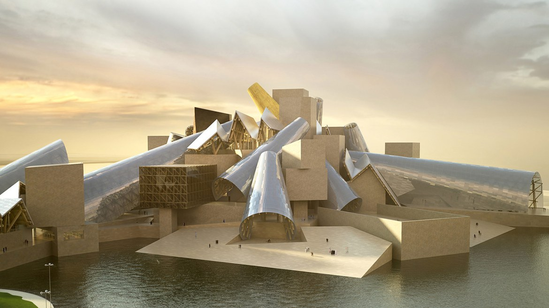Guggenheim Abu Dhabi Museum Project - Saadiyat Island Development2
