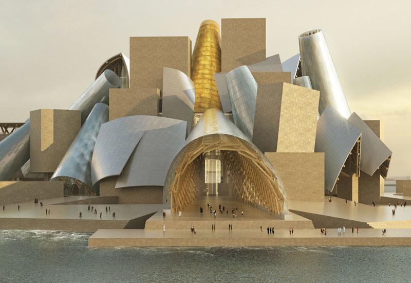 Guggenheim Abu Dhabi Museum Project - Saadiyat Island Development3