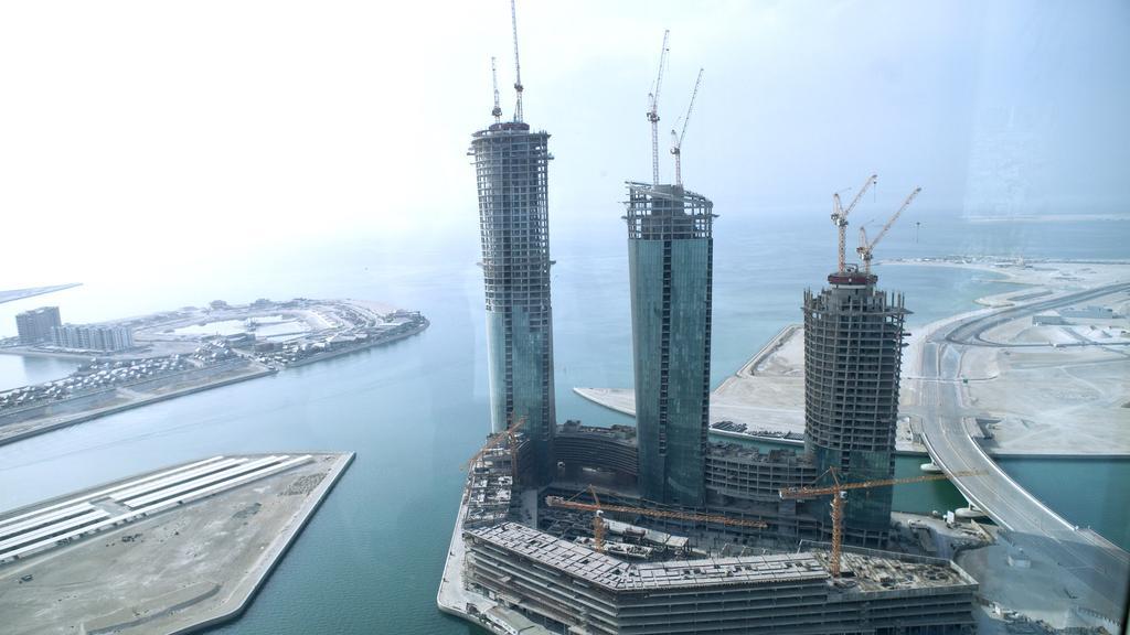Villamar Residential Complex Project - Bahrain Financial Harbour1