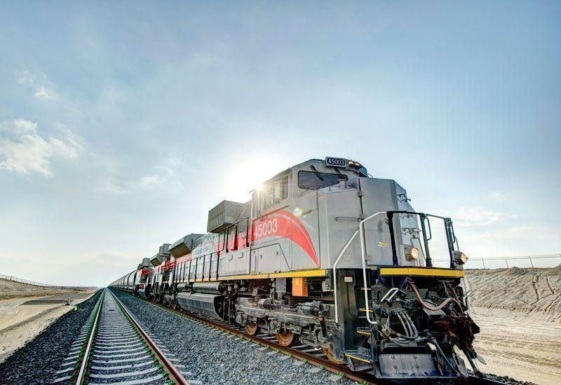Etihad Railway Project - Phase 21