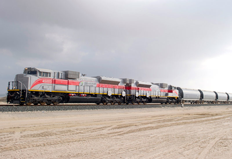 Etihad Railway Project - Phase 32