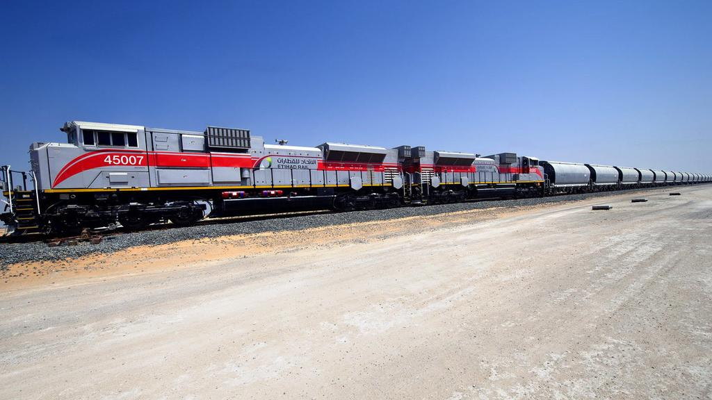 Etihad Railway Project - Phase 35