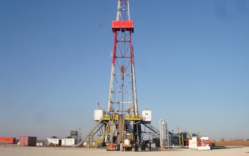 Onshore Oil Field Exploration Project - Block 73