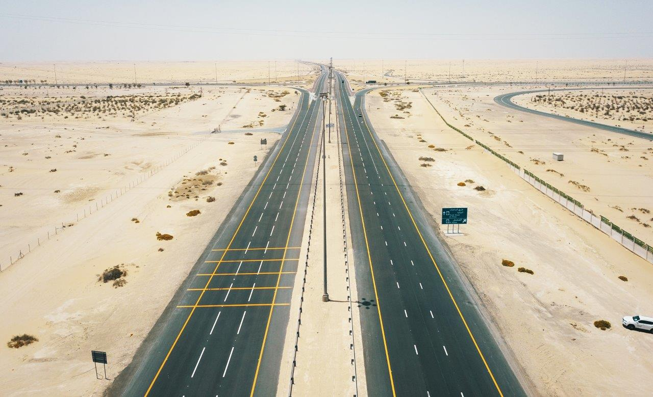 Seih Shuaib-Al Fayah Road Upgrade Works Project1