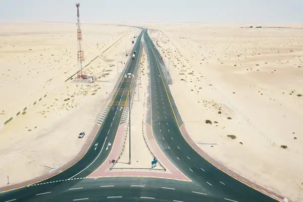 Seih Shuaib-Al Fayah Road Upgrade Works Project