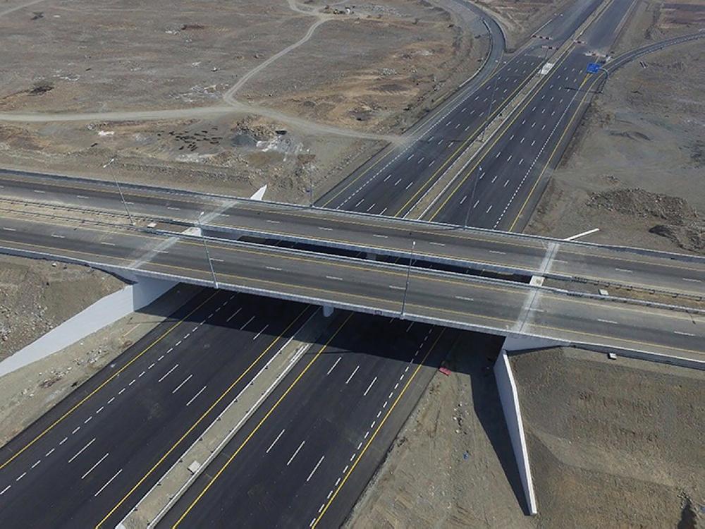 Daba – Lima – Khasab Road Project