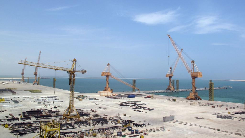 Bunkering Terminal & Ancillary Facilities Project - Port of Duqm