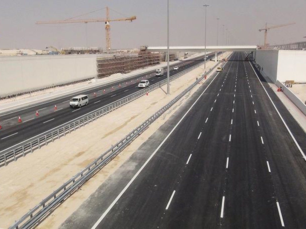 Road Improvement Works Project - Greater Doha Phase 8