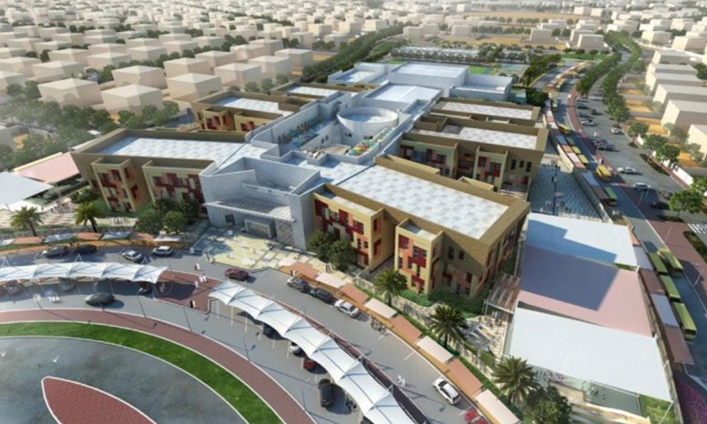 Abu Dhabi Future School Program - Phase 7 (Package 7)