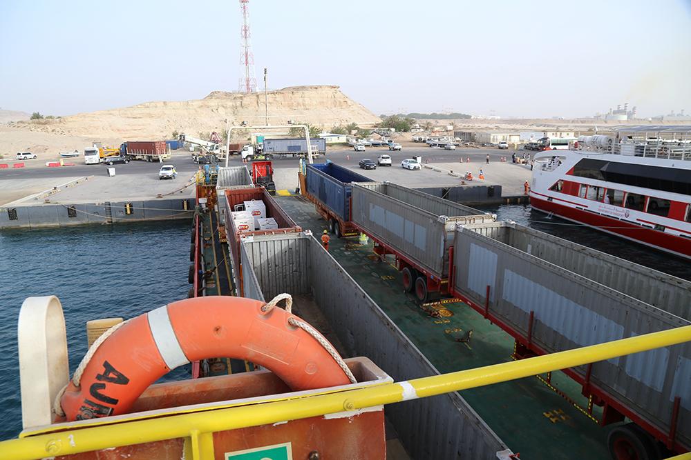 Quay Wall Extension Project - Mugharraq Port1