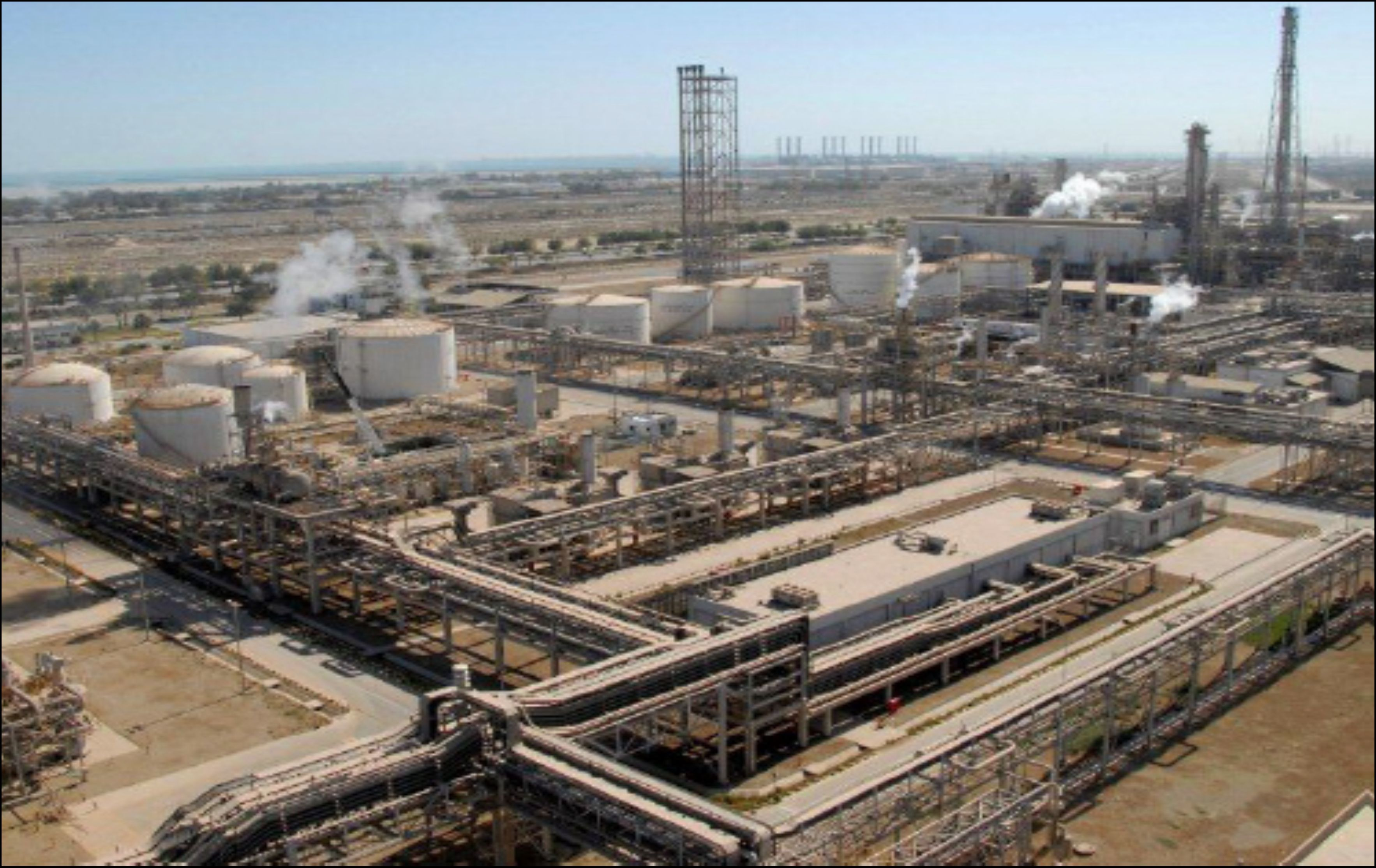 Yansab Butadiene Project - Yanbu