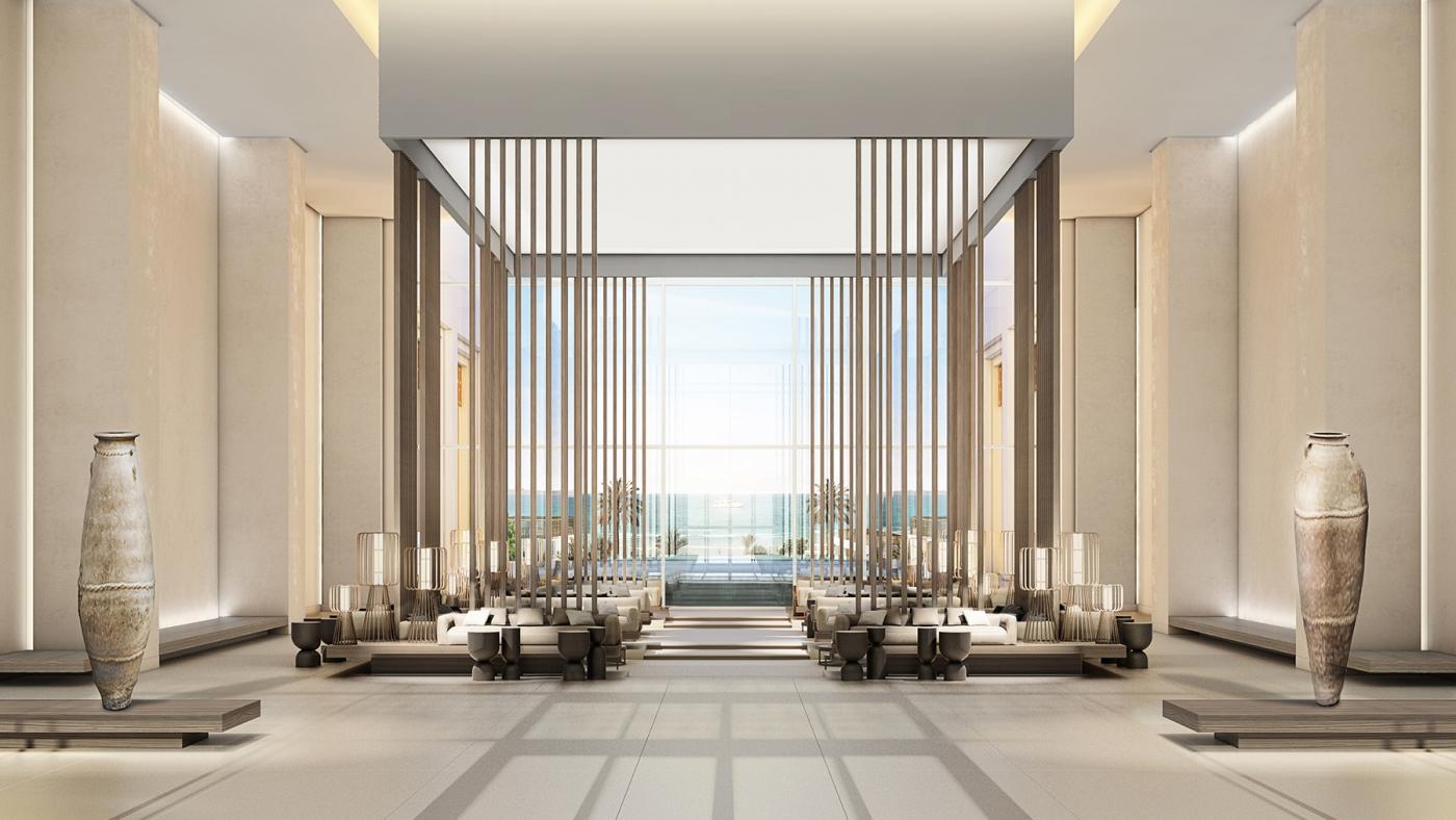 Chedi Hotel Project - Ras Al Hadd1