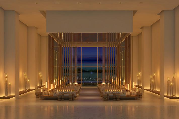 Chedi Hotel Project - Ras Al Hadd