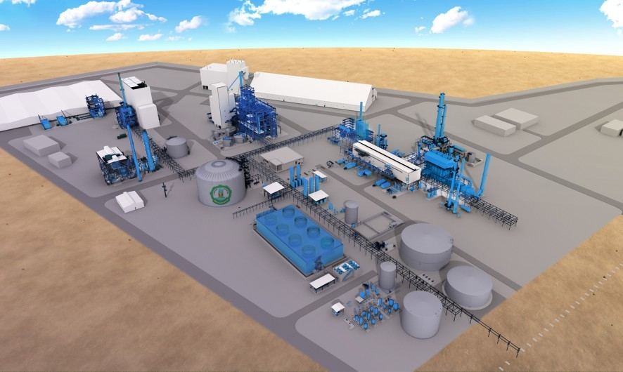 Fertilizer Complex Project - Ain El Sokhna