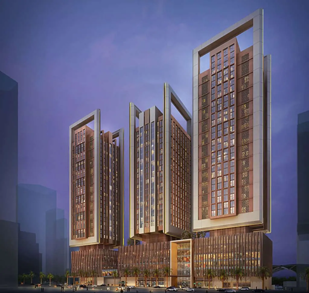 Hilton Hotel Project - King Abdul Aziz Road (KAAR)