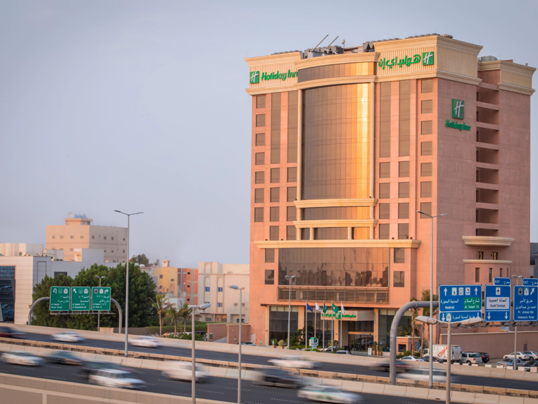 Quality Inn & Suites Hotel Project - Jeddah