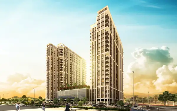 Al Badaa South Heights Twin Towers Project