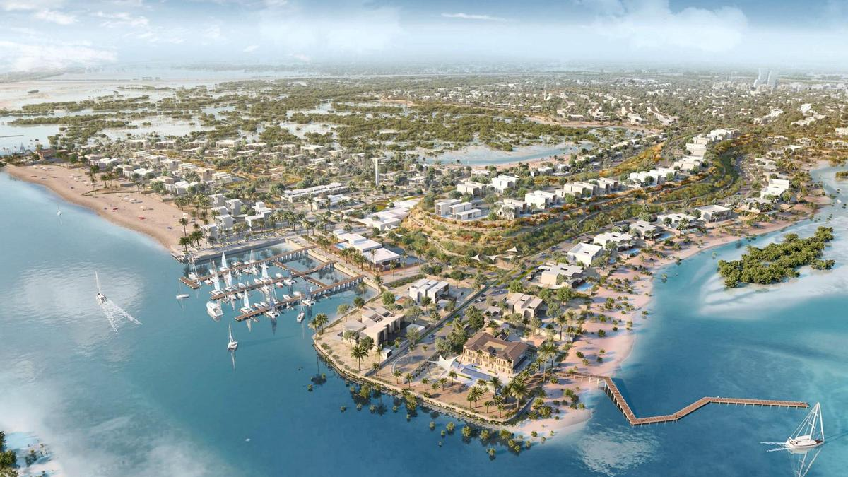 Jubail Island Development Project
