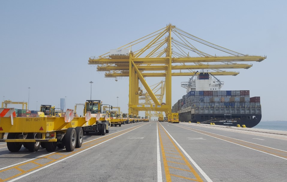 Container Terminal 2 Project - Hamad Port1