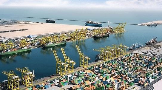 Container Terminal 2 Project - Hamad Port