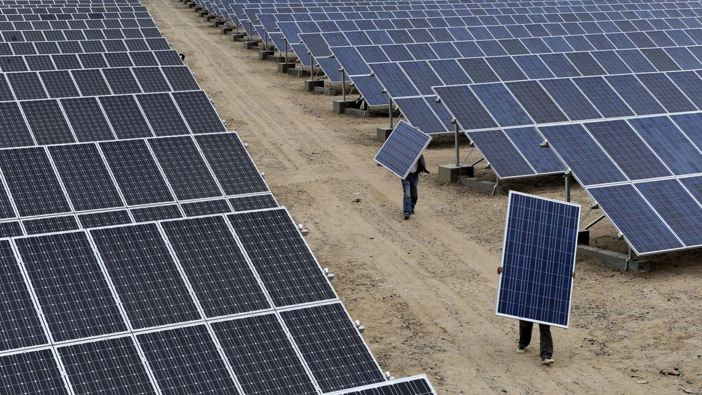 Solar PV Plant Project