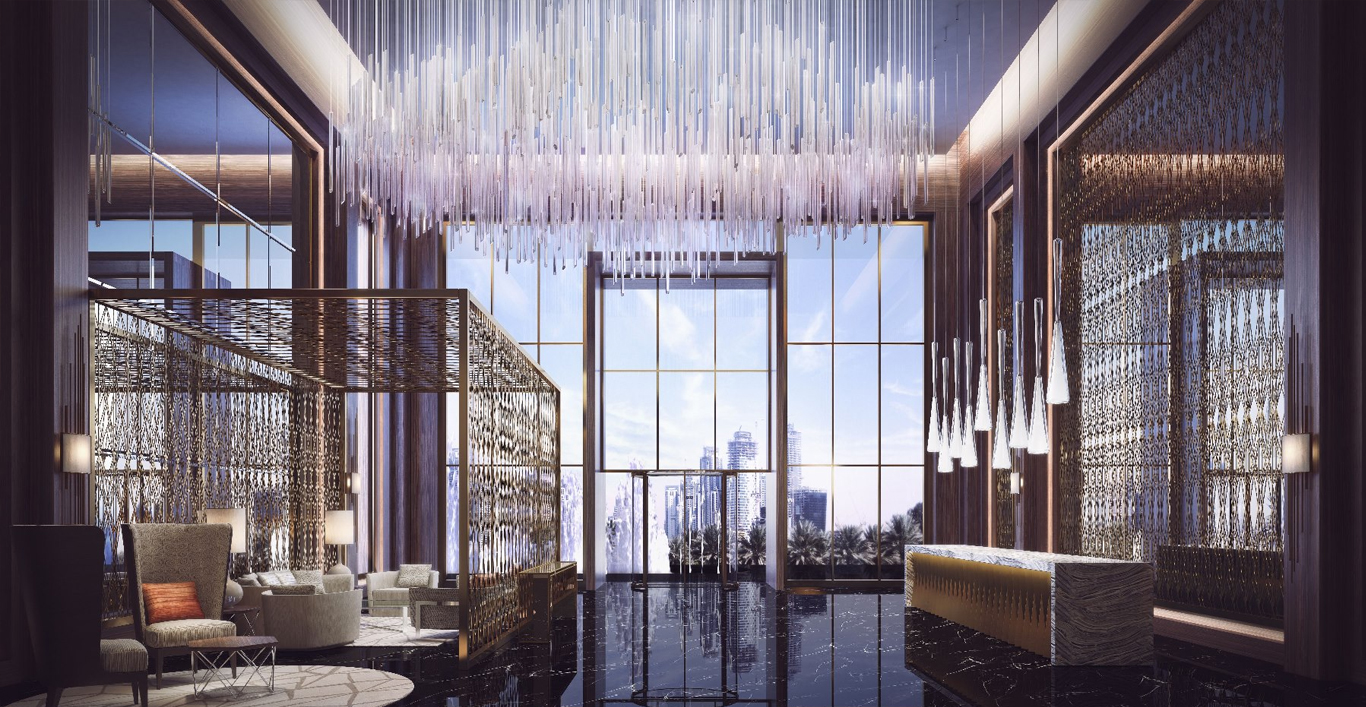 Zada Tower Project - Business Bay1