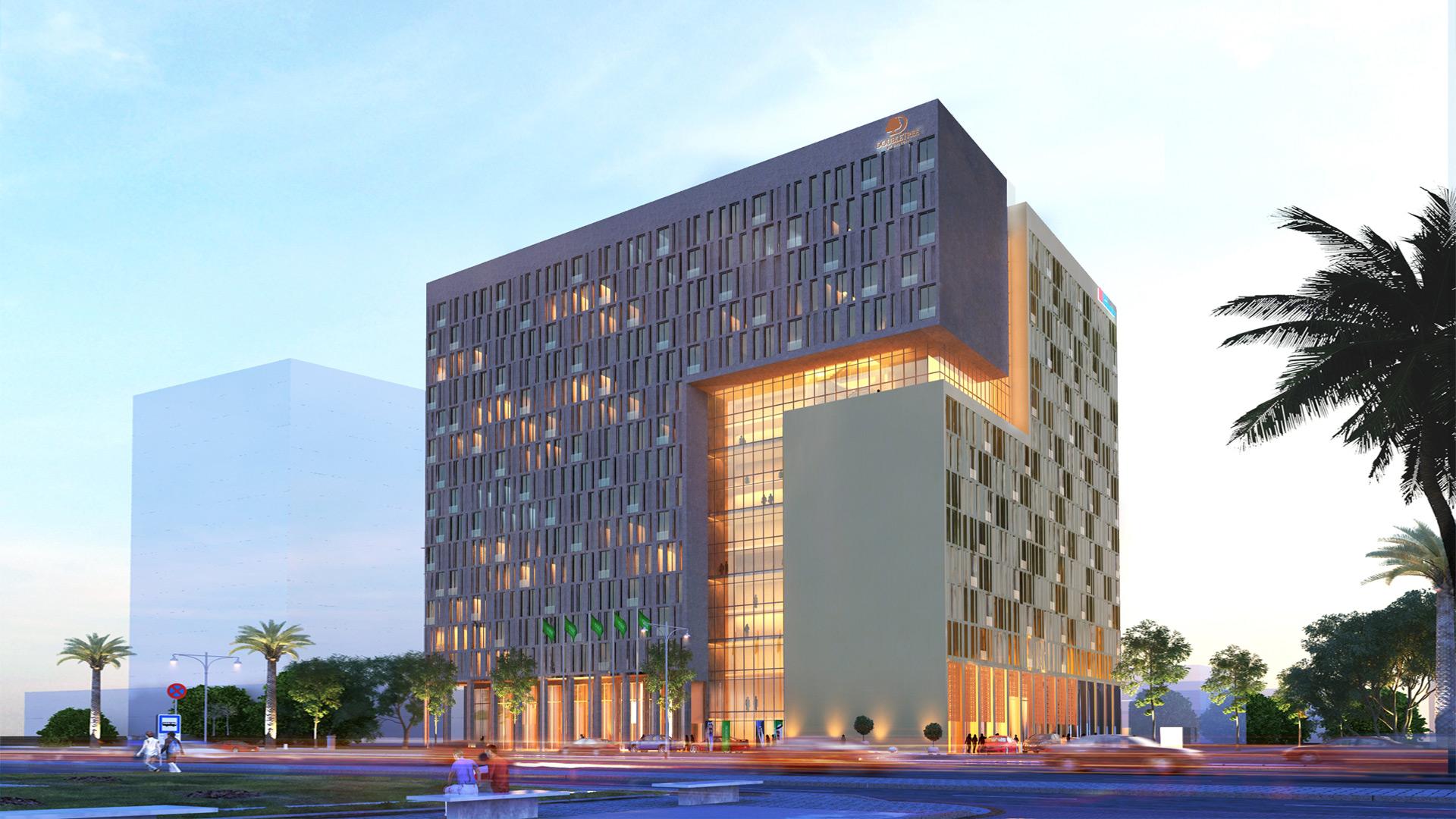 Hilton Garden Inn Hotel Project - Riyadh1