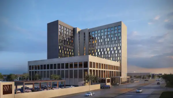 Hilton Garden Inn Hotel Project - Riyadh
