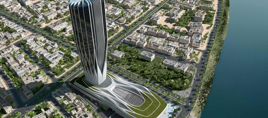 Central Bank of Iraq Tower Project