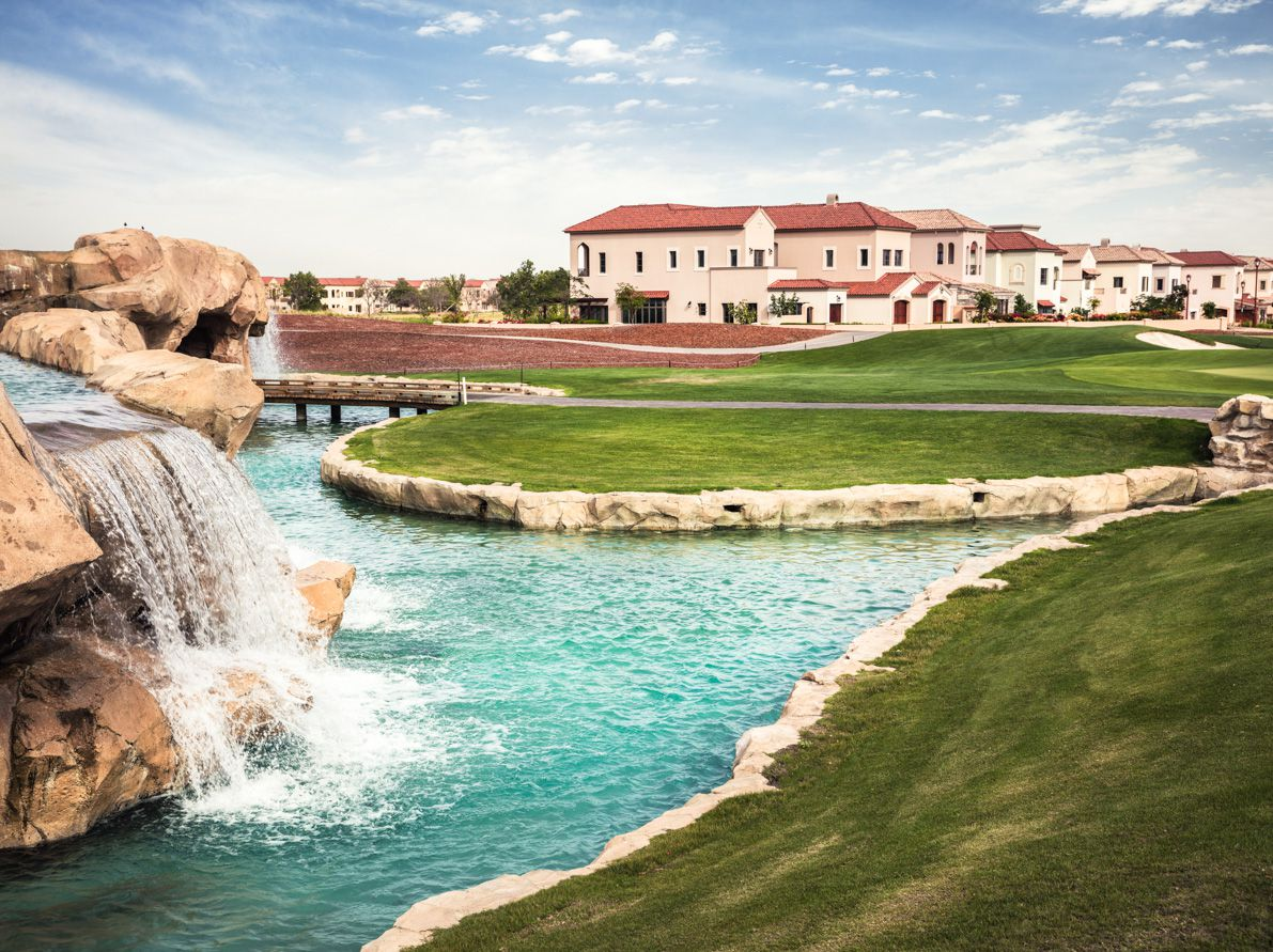 The Zafran Jumeirah Golf Estates