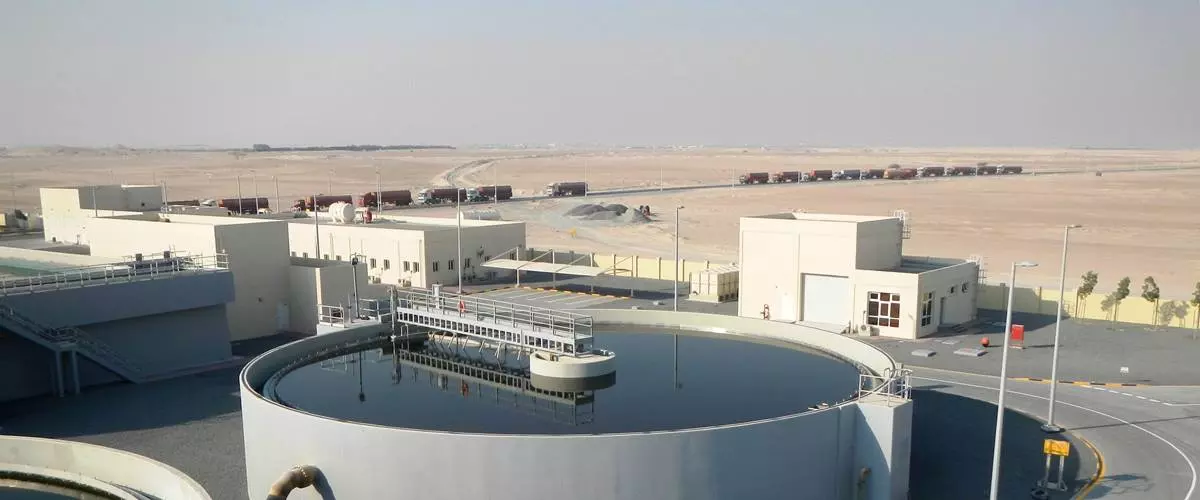 Wastewater Treatment Plant Project - Ruwais East Refinery1