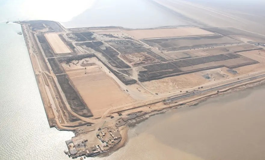 Dredging Works & Basin Construction Project - Bubiyan Port - Phase 3